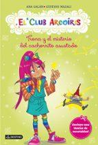 el club arcoiris 3: trona y el misterio del cachorrito asustado ana galan 9788408125488