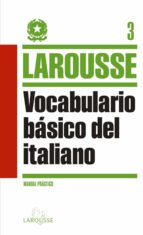 vocabulario basico del italiano 9788415411888