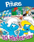 los pitufos: 10 historias tomo 2 9788415557388