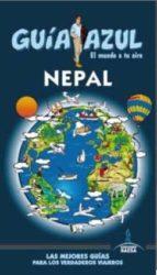 nepal 2015 (guia azul) 9788416137688