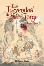 las leyendas de san jorge esteban maroto torres 9788416244188