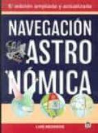 navegacion astronomica (6ª ed. ampliada y actualizada)-luis mederos-9788416676088