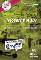 temario específico vol. 3. fisioterapeutas del sas 9788416963188
