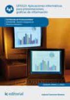 aplicaciones informáticas para presentaciones: gráficas de información. adgd0208 (ebook)-gabriel carmona romera-9788417224288