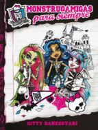 monster high. monstruoamigas para siempre (ebook)-gitty daneshvari-9788420403588