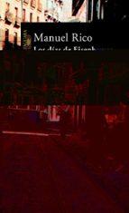 los dias de eisenhower (premio andalucia de novela)-manuel rico-9788420465388