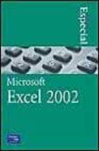 microsoft excel 2002 nd/dsc-patrick blattner-9788420532288