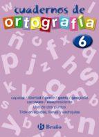 cuadernos de ortografia nº 6 francisco galera noguera ezequiel campos pareja 9788421643488
