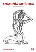 anatomia artistica michel lauricella 9788425228988