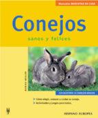 conejos: manuales mascotas en casa-monika wegler-9788425515088