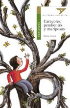 caracoles, pendientes y mariposas (xiii premio ala delta)-blanca alvarez-9788426349088