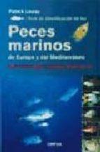 guia de identificacion de los peces marinos de europa y del medit erraneo 9788428208888