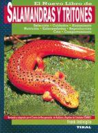 el nuevo libro de las salamandras y tritones frank indiviglio 9788430597888