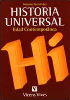 historia universal contemporanea antonio fernandez garcia 9788431622688