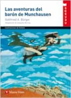 las aventuras del baron de munchausen (cucaña)-rudolph erich raspe-9788431681388