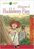 adventures of huckleberry finn book + cd mark twain 9788431682088