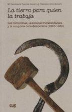la tierra para quien la trabaja-candelaria / cobo romero, francisco fuentes navarro-9788433860088