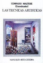 las tecnicas artisticas (6ª ed.)-9788437602288