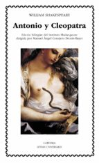 antonio y cleopatra william shakespeare 9788437631288