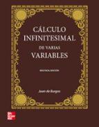 calculo infinitesimal de varias variables (2 edc) juan de burgos 9788448161088