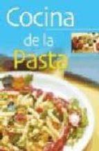 cocina de la pasta gloria sanjuan 9788466210188
