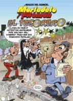 el tesorero (magos del humor mortadelo y filemon)-francisco ibañez talavera-9788466654388