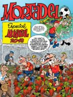 especial mundial 2018 (numeros especiales mortadelo y filemon)-francisco ibañez-9788466663588