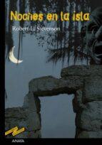 noches en la isla robert louis stevenson 9788466736688