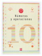 cuaderno de numeros y operaciones 10 (4º educacion primaria)-9788467500288
