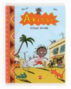 akissi: ataque gatuno marguerite abouet 9788467568288