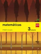 matemáticas trimestres savia 3º educacion primaria ed 2014 castellano-9788467569988