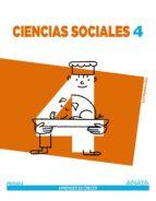 El libro de Ciencias sociales 4º educacion primaria extremadura autor VV.AA. TXT!