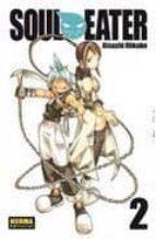 soul eater (vol. 2) (3ª ed.)-atsushi ohkubo-9788467902488