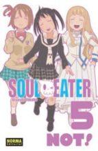 soul eater not! 5 atsushi ohkubo 9788467921588