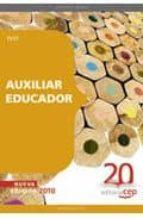 AUXILIAR EDUCADOR: TEST