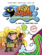 lechuza detective: el caso del grafitero loco-alvaro nuñez-alberto diaz-9788469816288