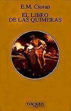 el libro de las quimeras emile michel cioran 9788472237988