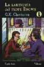 la sabiduria del padre brown (serie padre brown 2)-g.k. chesterton-9788477023388