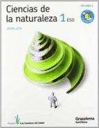 ciencias naturales 1º eso (los caminos del saber) (andalucia)-9788483052488