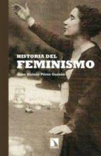 historia del feminismo-juan sisinio perez garzon-9788483196588