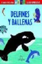 delfines y ballenas (mini larousse) 9788483328088