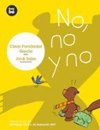 no, no y no (bambú)-cesar fernandez garcia-9788483430088