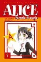 alice. escuela de magia nº 7 tachibana higuchi 9788483571088