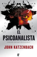 el psicoanalista (ebook)-john katzenbach-9788490190388
