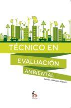 tecnico en evaluacion ambiental-rafael ceballos atienza-9788490885888