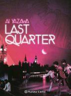 last quarter (integral)-ai yazawa-9788491469988