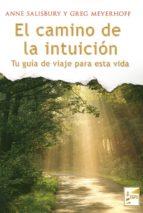 el camino de la intuicion: tu guia de viaje para esta vida-anne salisbury-greg meyerhoff-9788494116988