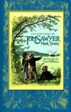 las aventuras de tom sawyer-mark twain-9788494458088