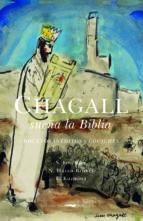 chagall sueña la biblia 9788494674488
