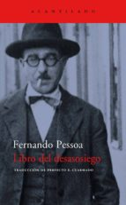 libro del desasosiego-fernando pessoa-9788495359988